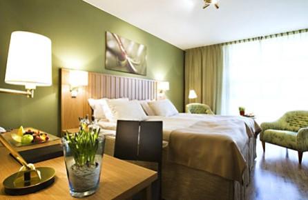 mysigt hotell stockholmsområdet