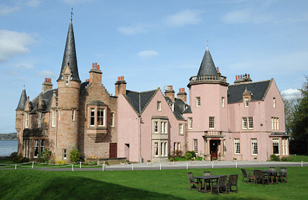Charmiga hotell Inverness, Bunchrew House Hotel Inverness