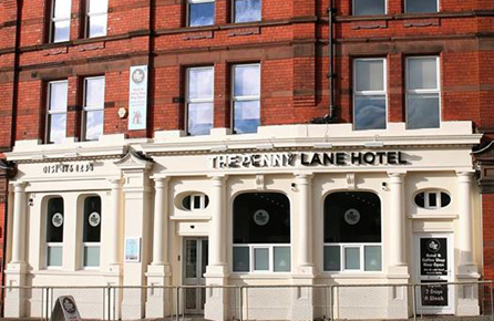 Charmiga hotell Liverpool, Penny Lane Hotel Liverpool